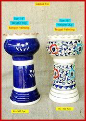 Gamla Fix - Mughal & Simple Painting Flower Pots