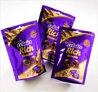 Manoj Plastic PVC POF Shrink Pouch for Confectionery