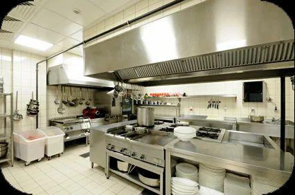 commercial kitchen equipment - kitchen exhaust system manufacturer