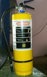 Supremex Mild Steel D Class Fires Metal Fire Extinguisher, For Office, Capacity: 5Kg
