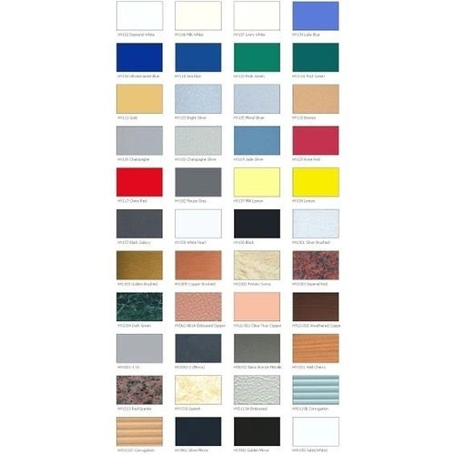 Interior Acp Colour Sheet, Aluminium And Aluminium Products   Shri ...