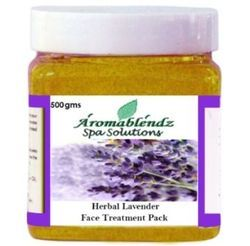 Aromablendz Herbal Lavender Face Treatment Pack
