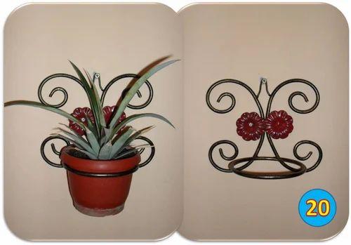 Flower Pot Stand Wall Hang