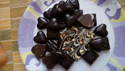 Dry Fruit Dark Chocolate