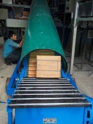 Box Loading Conveyor with Fibre Dome