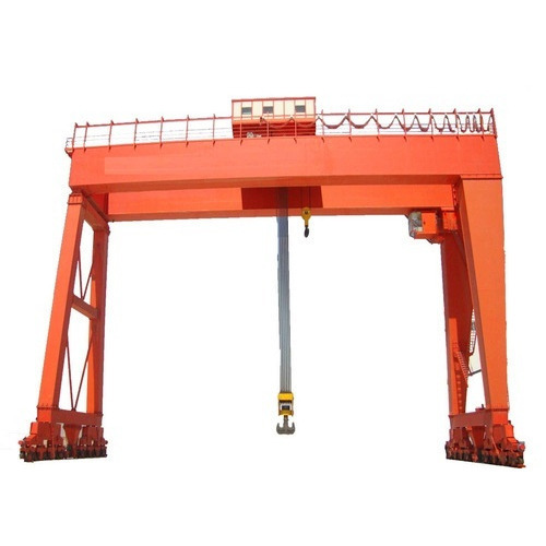 Double Girder Goliath Crane, Capacity: 0-5 Ton