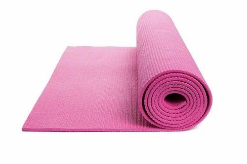 Yoga Mats At Rs 200 Piece Yoga Mat Id 12981371988