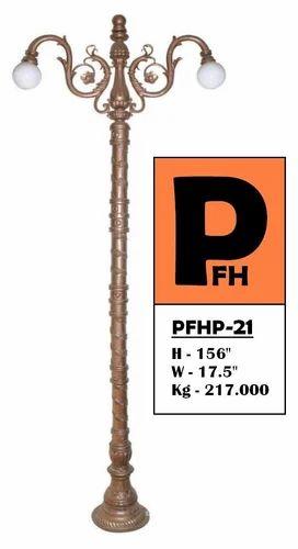 Outdoor Light Pole Panvel Fancy Hardware Wholesaler In Panvel