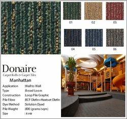 Carpet Rolls/ Carpet Broadloom