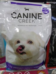 Canin Creek Dog Food
