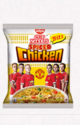 Spiced Chicken Cup Noodle Bits