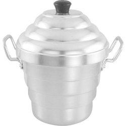 Aluminum Idli Pot, Gas