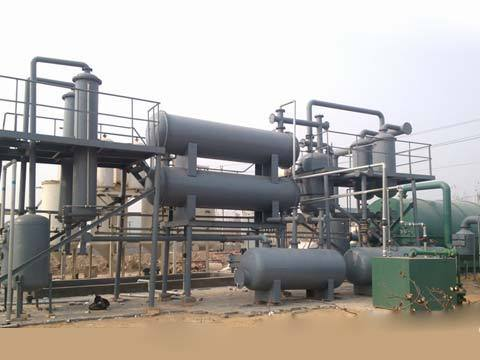 Heera Energy System - Manufacturer of Pyrolysis Plant