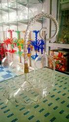 Transparent Meenu Handicraft Glass