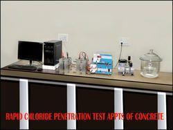 Rapid Chloride Penetration Test Apparatus