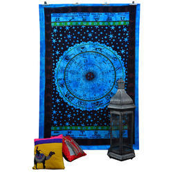 Horoscope Tapestry Indian Hippie Wall Hanging Home Decor