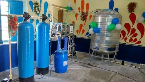 Automatic Reverse Osmosis Plant, Number of Filtration Passes: >5, 0-200