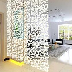 Glass Partition Screen