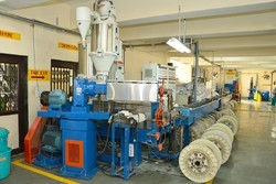 Sioplas Cable Extrusion Line