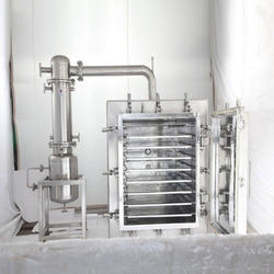 Vacuum Recovery Dryer