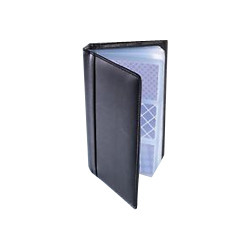 Black Corporate Leather File Folders, For Office, Size: 15 X 10 Inch
