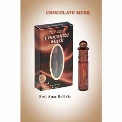 Chocklate Mushk 8ml (al-nuaim Attar)