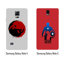 designer phone cases for samsung galaxy note 4 note 5 at rs 160