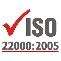 ISO 22000:2005 FSMS Certification Services