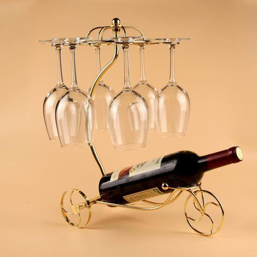 Product Image Stainless Steel Wine Bottle Gles Holder