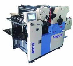 Double Color Non Woven Satellite Printing Machine