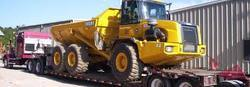 Heavy Machinery Relocation Service