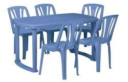 Modular Plastic Dining Table at Rs 1300 pieces Plastic Dining
