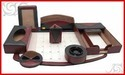 Table Top Leather Set