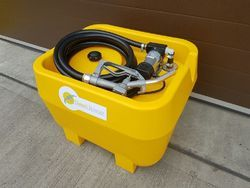 Transportable Diesel Bowser, 110l / 220l Fuel Tank, Fuel Bow