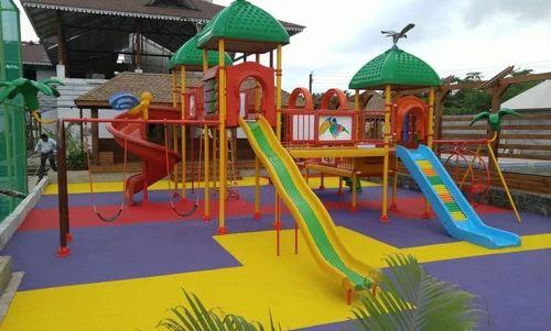 Children Park Equipment At Rs 4000 Meter मल ट प ल