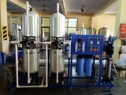 Industrial RO Systems Water Filtration Plant