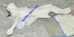 Marble God Jesus Idols