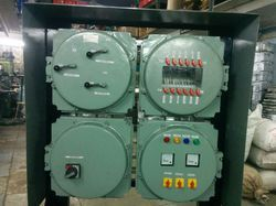 Electric Lighting Control Panel