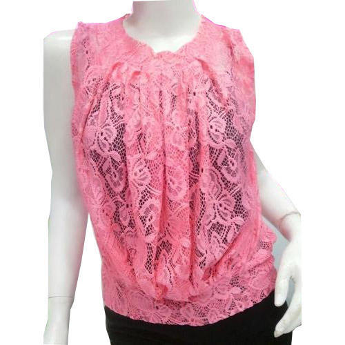 Girls Net Top At Rs 500 Pieces  Ladies Tops  Id -4291