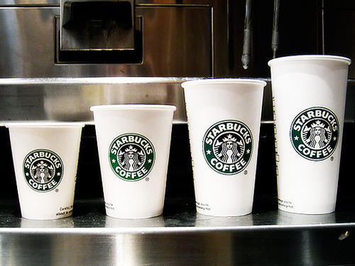 Disposable Paper Cups - Customisation Paper Cups