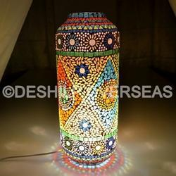 Big Mosaic Table Lamp