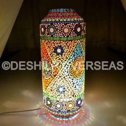 Big Mosaic Table Lamp