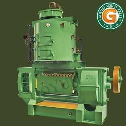 Jatropha Seeds Oil Extruder Machine
