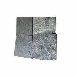 Silver Gray Slate Stone