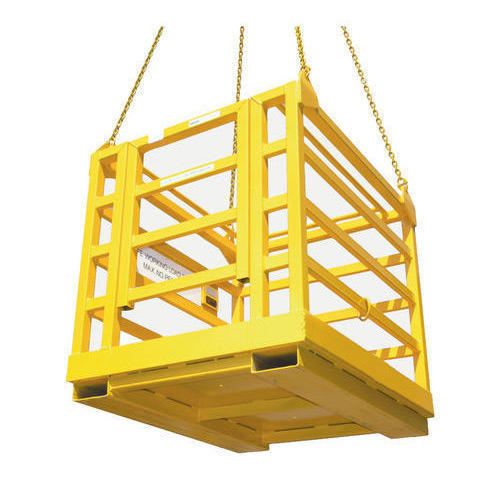 Tower Crane Spare Parts - Tower Crane Material Lifting Cage