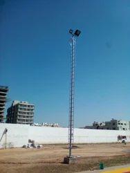 Party Plot Pole
