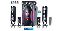 Home Theater System with Bluetooth