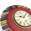 Handicraft Clock