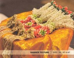 Banner Texture Printing Service