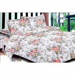 235GSM Satin Bed Sheet